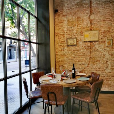 Taula, Can Culleres, Restaurant, Poblenou