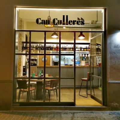 Restaurant, Can Culleres, Poblenou, Tapes